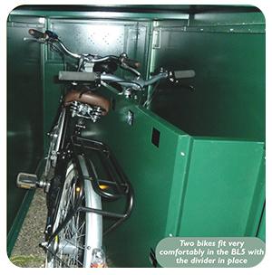 AtoB Bike Locker Review with Brompton Bikes