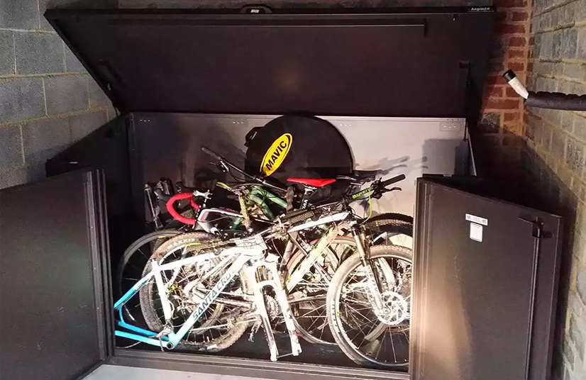 Bikeradar Access Bike Storage Review